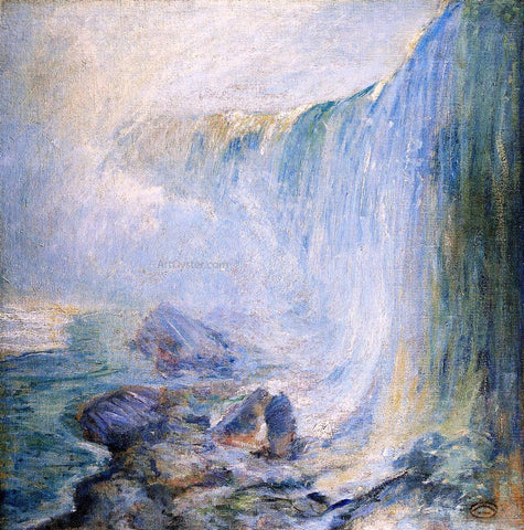 John Twachtman Niagara Falls - Hand Painted Oil Painting