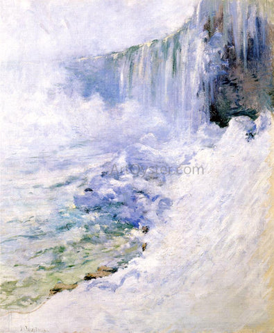 John Twachtman Niagara in Winter - Hand Painted Oil Painting