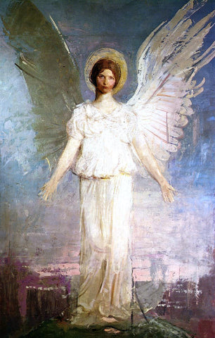 Abbott Handerson Thayer At Noon - Hand Painted Oil Painting