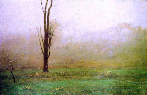 John Murphy October Mist - Hand Painted Oil Painting