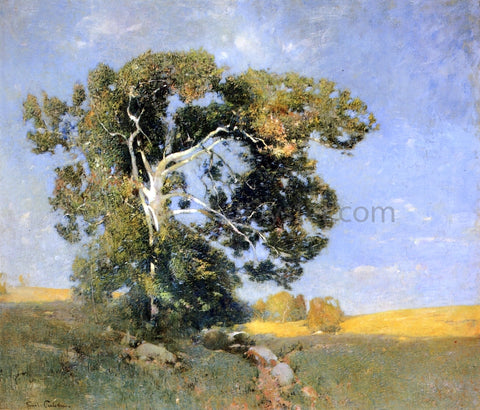 Emil Carlsen Old Sycamore - Hand Painted Oil Painting