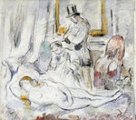 Paul Cezanne Olympia - Hand Painted Oil Painting