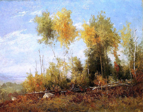 Robert Crannell Minor On the Heights, Mt. Hotskind - Hand Painted Oil Painting