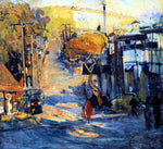 Joseph Kleitsch Park Avenue, Old Laguna - Hand Painted Oil Painting