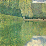 Gustav Klimt Park of Schonbrunn - Hand Painted Oil Painting