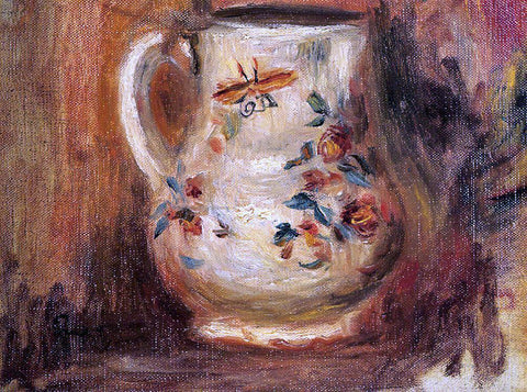 Pierre Auguste Renoir Pitcher - Hand Painted Oil Painting