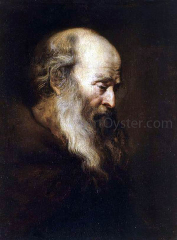 Jan Lievens Portrait of an Old Man - Hand Painted Oil Painting