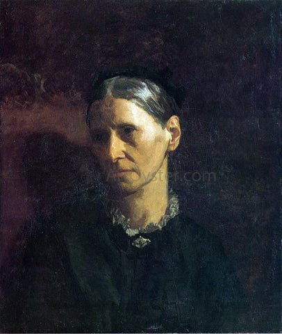 Thomas Eakins Portrait of Mrs. James W. Crowell - Hand Painted Oil Painting
