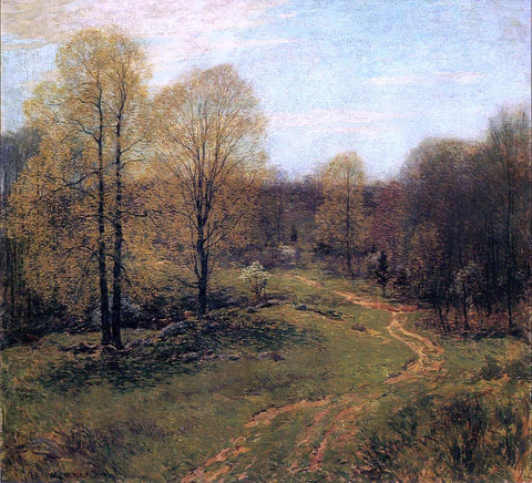 Willard Leroy Metcalf Prelude - Hand Painted Oil Painting