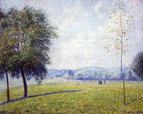 Camille Pissarro Primrose Hill, Regent's Park - Hand Painted Oil Painting