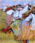 Edgar Degas Russian Dancers - Hand Painted Oil Painting