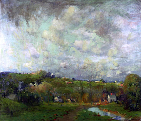 Arthur Clifton Goodwin Saugus Marshes - Hand Painted Oil Painting