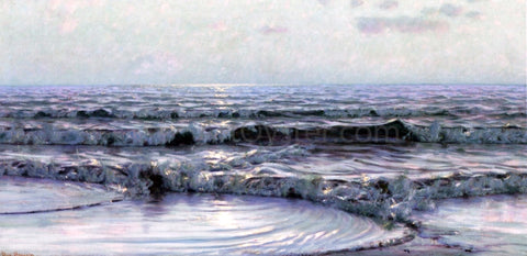 Thomas Alexander Harrison Seascape - Hand Painted Oil Painting