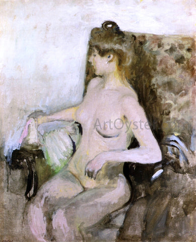 Edouard Vuillard Seated Nude - Hand Painted Oil Painting