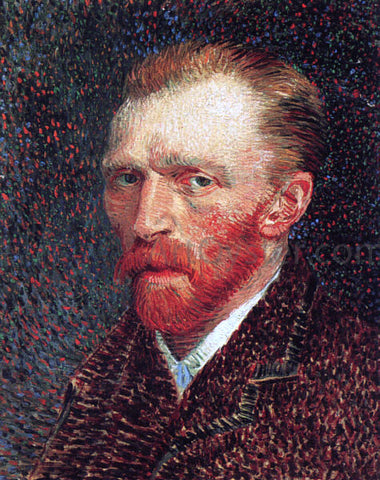 Vincent Van Gogh Self-Portrait - Hand Painted Oil Painting