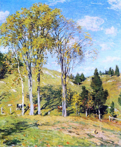 Willard Leroy Metcalf September - Hand Painted Oil Painting
