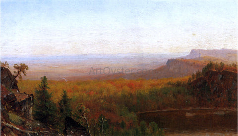 Thomas Worthington Whittredge Shawangunk Vista - Hand Painted Oil Painting