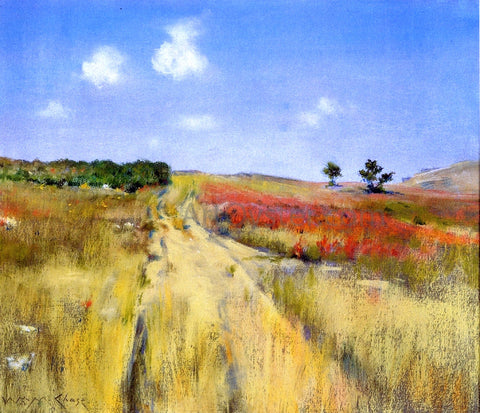 William Merritt Chase Shinnecock Hills - Hand Painted Oil Painting