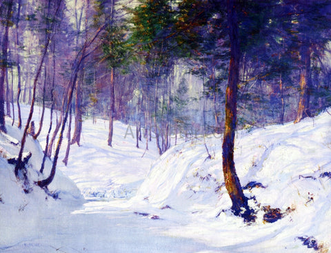 Walter Launt Palmer Slumbering Brook - Hand Painted Oil Painting