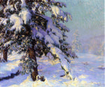 Walter Launt Palmer Snow Laden - Hand Painted Oil Painting