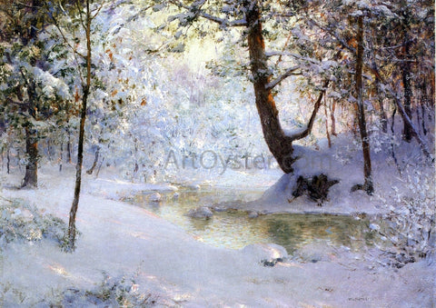 Walter Launt Palmer Snow-Laden - Hand Painted Oil Painting
