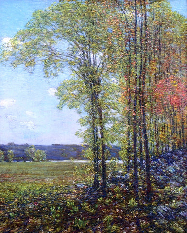 Frederick Childe Hassam Spring at Old Lyme - Hand Painted Oil Painting