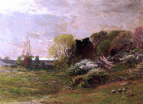 John Joseph Enneking Spring Morning - Hand Painted Oil Painting