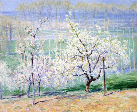 Guy Orlando Rose Springtime in Normandy - Hand Painted Oil Painting