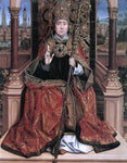 Master lucy Legend St Nicholas Altarpiece (central panel) - Hand Painted Oil Painting