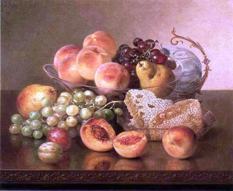 Robert Spear Dunning Still Life - Hand Painted Oil Painting