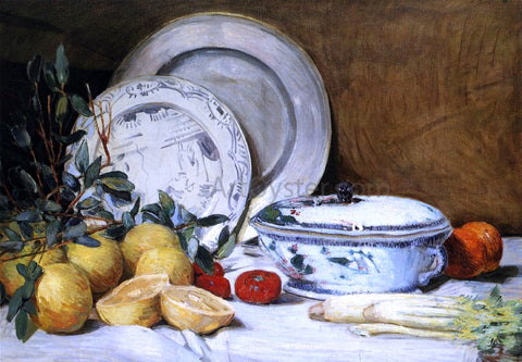 Julian Alden Weir Still LIfe - Hand Painted Oil Painting