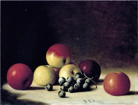 Barton Stow Hayes Still Life - Hand Painted Oil Painting