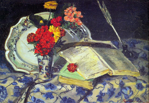 Armand Guillaumin Still Life - Hand Painted Oil Painting