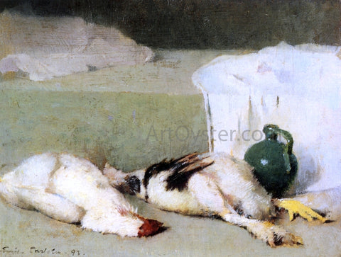Emil Carlsen Still Life - Hand Painted Oil Painting