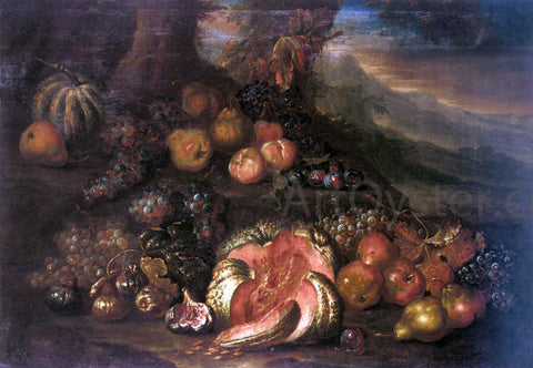 Joseph Teal Cooper Still Life of Fruit - Hand Painted Oil Painting