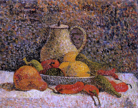 Paul Gauguin Still Life 'Ripipont' - Hand Painted Oil Painting