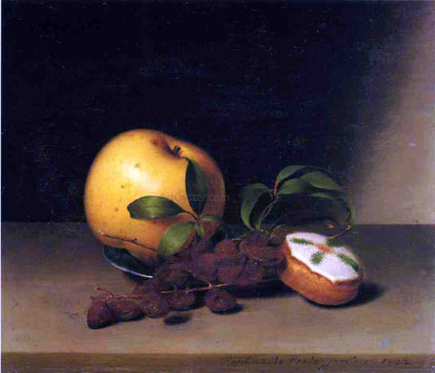 Raphaelle Peale Still Life with Cake - Hand Painted Oil Painting
