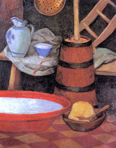Paul Serusier Still Life with Churn - Hand Painted Oil Painting