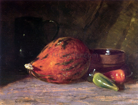 Adam Lehr Still Life with Gourd - Hand Painted Oil Painting