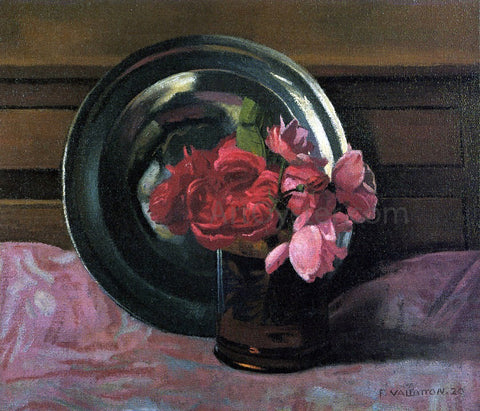 Felix Vallotton Still Life with Roses - Hand Painted Oil Painting
