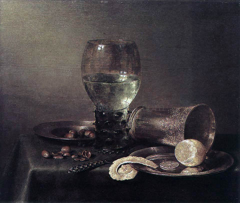 Willem Claesz Heda Still-Life - Hand Painted Oil Painting
