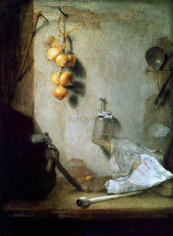 Christoph Paudiss Still-Life - Hand Painted Oil Painting