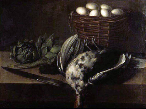 Carlo Magini Still-Life - Hand Painted Oil Painting