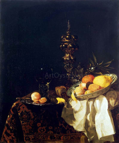 Willem Kalf Still-Life - Hand Painted Oil Painting