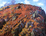 Claude Oscar Monet Study of Rocks (also known as Le Bloc) - Hand Painted Oil Painting