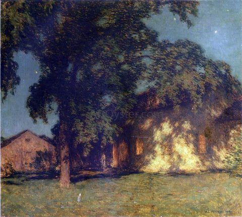 Willard Leroy Metcalf Summer Night (No. 2) - Hand Painted Oil Painting
