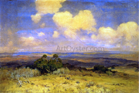 Julian Onderdonk Sunlight and Shadow - Hand Painted Oil Painting