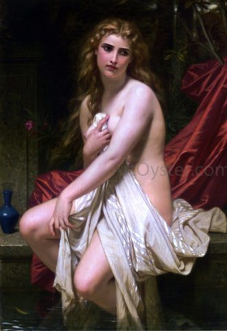 Hugues Merle Susannah at Her Bath - Hand Painted Oil Painting