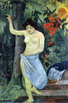 Paul Serusier Suzanne and the Elders - Hand Painted Oil Painting