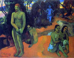 Paul Gauguin Te Papa Nave Nave (also known as Delectable Waters) - Hand Painted Oil Painting